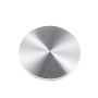railing fitting handrail accessories round stainless steel disc