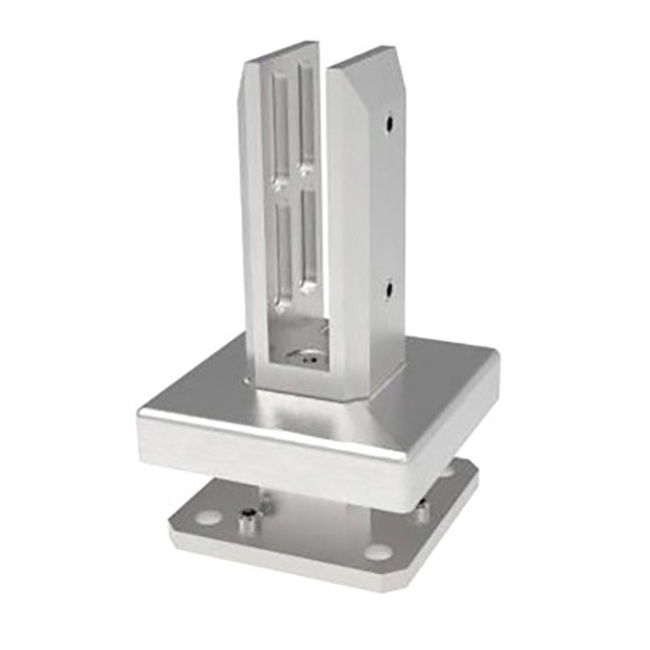 swim pool railing balcony stainless steel adjustable canada corehole glass spigot