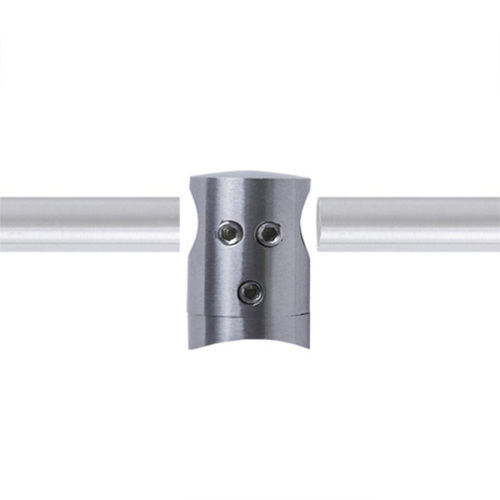 Staircase Stair Balustrade Handrail Railing Accessories Tube Pipe Stainless Steel Cross Bar Holder