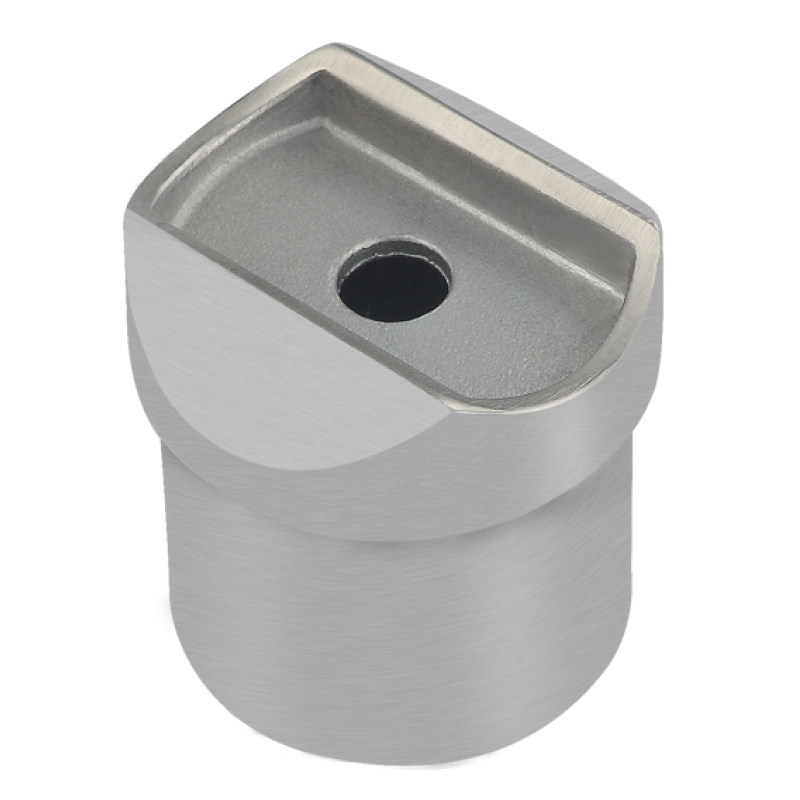 handrail connector stainless steel handrail elbow for insertion into tube