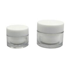 ROUND PLASTIC JAR DNJA-656
