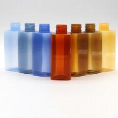 wholesale high quality colorful blow molding 4oz 150ml  plastic petbottle