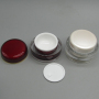 Wholesale Oval Acrylic Cosmetic Cream Jar Container Packaging for Skin Care