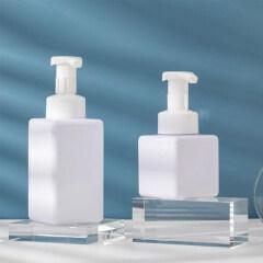 wholesale face cleanser skincare foaming plastic bottle hand soap sanitizer foam soap  bottle