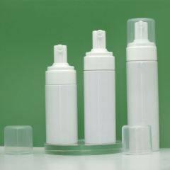Rectangular Wholesale Cool Red Plastic Hotel Supplier Custom 300 Ml Lotion Screw Pump Shampoo Bottle