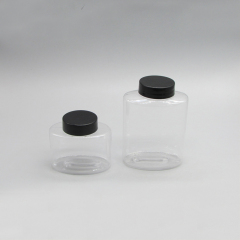 DNJF-600 PLASTIC JAR WITH SIFTER