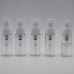 pet foam hand soap bottles DNBF-500