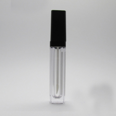 Clear Square Lip Gloss Container DNTL-502