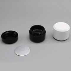 Wholesale Mini Plastic Cosmetic Jar Container for Eye Cream