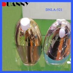 DNLA-521 Oval Acrylic Lotion Pump Bottle