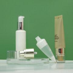 New Design Plastic BB Cream Cosmetic Airless Pump Tube Container