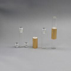 DNBR-515 Oil Glass Clear Roll on Bottle