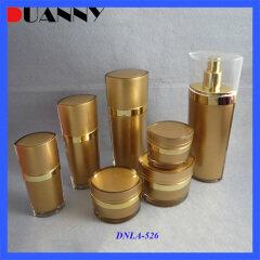 DNLA-526 Acrylic Lotion Bottles With Pump Sprayer