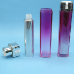 Acrylic Airless Pump Bottle DNAA-504