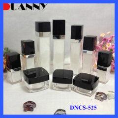 DNCS-525 Acrylic Cream Jar Set With Lid