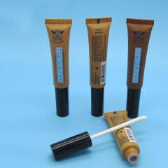 Hot Sale 10ml Empty Lip Balm Gloss Plastic Tube For Lips