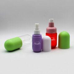 DNPET-512 spray pump bottle with big cap