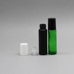 Round Glass Roll On Perfume Bottle DNBR-502