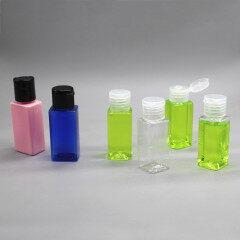 DNBL-552 flip top cap pet hand sanitizer bottle