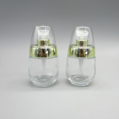 DNJB-509 Glass Lotion Pump Bottle
