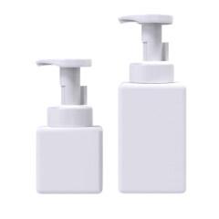 Square Shape Hand Soap Dispenser Foam Pump Bottle DNBF-512
