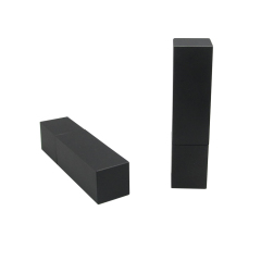 5g Black Matte Square Lipstick Container
