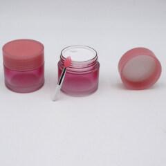 Duannypack Factory cosmetic lip gloss jar for lip scrub mask jar