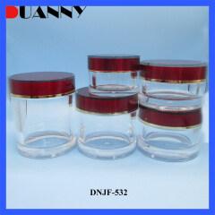DNJF-532 ROUND POWDER JAR