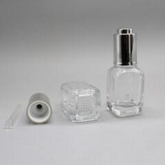 DNOB-517 glass colored dropper bottle