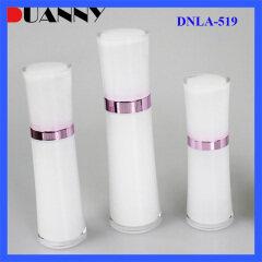 DNLA-519 Acrylic Airless Pump Bottle and Cream Jar Set