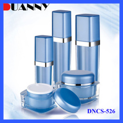 DNCS-526 Square Shape Set Of Cosmetic Container