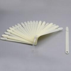 DNNX-504 Oval Artificial Fingernails Plastic Display Nail Tips