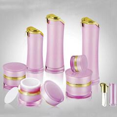 DNCS-523 Acrylic Bottle And Jar Set