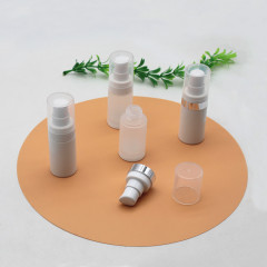 Plastic Airless Bottle With Pump DNAP-528