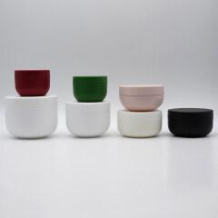 wholesale 120g 200g 240g 300g 500g bowl cosmetic body scrub cream jar