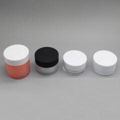 ROUND PLASTIC JAR DNJS-504