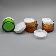 DNJE-509 ROUND PET JAR