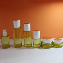 DNLB-518 Glass Bottles With Pump