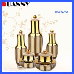 DNCS-550 Acrylic Lotion Bottles And Jar Set