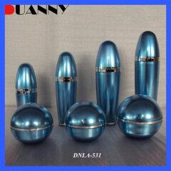 DNLA-531 Bullet Shape Acrylic Lotion Pump Bottle