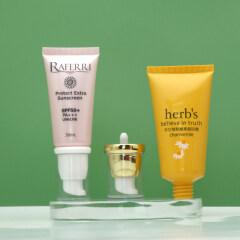 Wholesale cosmetic eye cream foundation skincare black cosmetic 20ml white matte 50ml