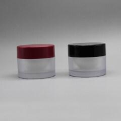 ROUND PLASTIC JAR DNJS-502