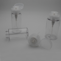 DNNX-505 makeup nail polish stain remover pump bottle