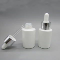 DNOB-510 Frosted Glass Essential Oil Bottle with Childproof Dropper