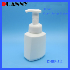 large white foam pump bottle DNBF-511