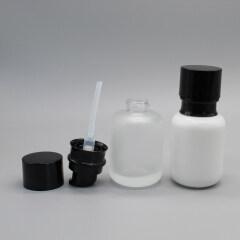 DNLB-512 Glass Lotion Pump Bottle