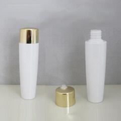 DNBT-500 Gold Cap Plastic Toner Bottle