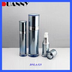 DNLA-525 Cylinder Acrylic Lotion Bottle