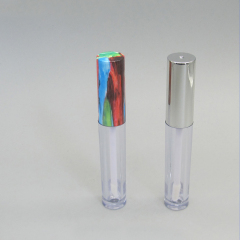 Custom 5g Good Quality Clear Cosmetic Lip Gloss Tube Container