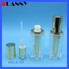 DNLA-533 Gold Acrylic Lotion Pump Bottle